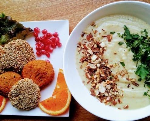 Vegane Küche in Lübeck beim Marae in der Engelsgrube