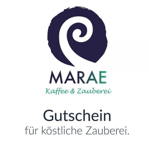 Cafe-Bistro-Restaurant-Gutschein für Lübeck aus dem Cafe Marae