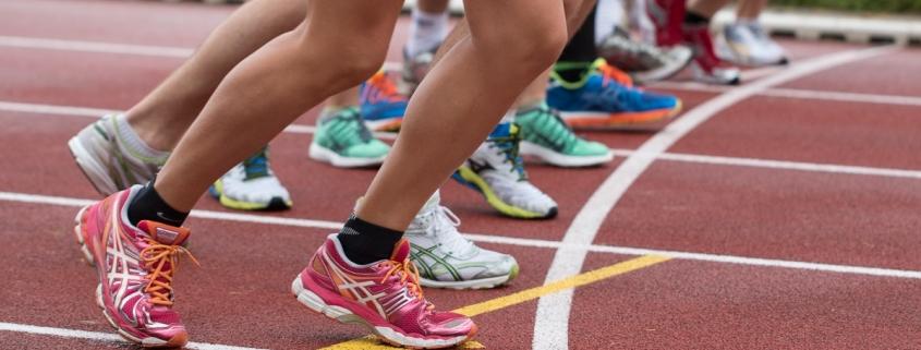Wie kommen vegetarische Athleten zu ihren Kalorien und Proteinen?